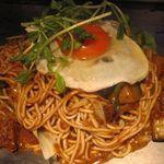 yaki yaki dining Satomi  - カレー焼きそば