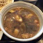 Kachoufuugetsu - 追加の軍鶏汁