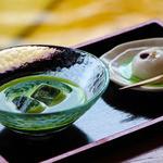 茶寮 汐入 - 料理写真:冷抹茶セット
