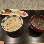 菅井 - 2016/4 竹の子ご飯