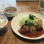 豊文堂書店 喫茶部 ラルゴ -