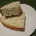 ロルマ アッティーヴァ - Aランチ 自家製パン
