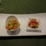 ロルマ アッティーヴァ - Aランチ 前菜