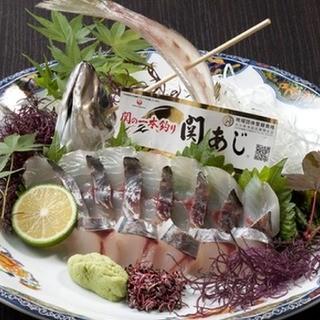 鮮度抜群!刺し盛りやお寿司を格安価格でご提供♪