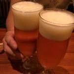 銀平 - 生ビール