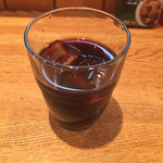カレーハウス キラリ - アイスコーヒー