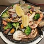 エル・パストール - 料理写真:ミックスパエリア1,500円+税×2人前