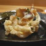 豪龍久保 - 蛤の天ぷら