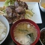 50836766 - ホホステーキ定食