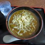 福村家 - チーズカレーうどん