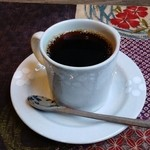 四季の蔵 食楽亭 - 食後のコーヒー(2016.4)