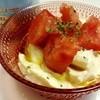豆富司みしまや - 料理写真:おぼろ豆腐とオリーヴオイル
