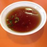 50839065 - 炒飯 スープ