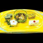 50839116 - 前菜(四種盛り)
