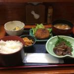 ふじい - 料理写真:700円のサービスランチ。