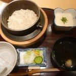 5084935 - 麦とろろ飯(850円)