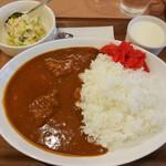 ソース ポット - 料理写真:Cセット(大盛)¥950(16-05)