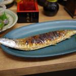 大漁丸 - 料理写真:焼きさんま~☆