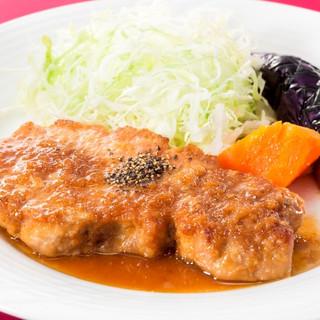 銀座の伝統の洋食の味を気軽に池袋で!