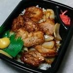 ほっともっと - 料理写真:室蘭やきとり重(530円)