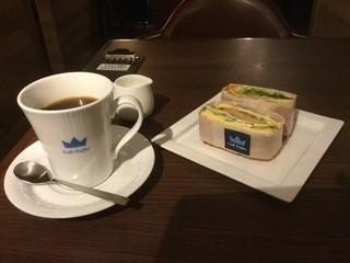 オスロ コーヒー 横浜ザ・ダイヤモンド店 - モーニングC
