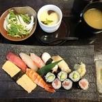 すし・うどんすき 久松 - 料理写真: