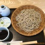 50845794 - もり、大盛。                       老舗ならではの江戸蕎麦風情があります。