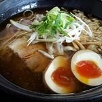 50847651 - 煮玉子入りエターナル醤油ラーメン(2016.05)