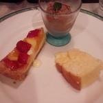 シェ ケン - 料理写真:デザート