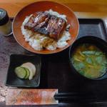 50849379 - 特別ランチ鰻丼