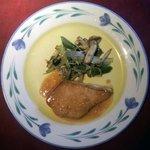 """いきましょうレストラン - 料理写真:世田谷""""いきましょうレストラン""""ブリフィックスコース主菜「本日の白身魚のムニエル野菜のタブナードあえ」"""