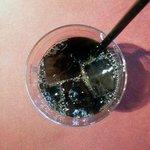 """いきましょうレストラン - 世田谷""""いきましょうレストラン""""ブリフィックスコースのアイスコーヒー"""