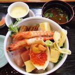 50850587 - 海鮮丼¥1750