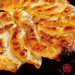 ヒノマル謹製羽付き餃子(ノーマル)