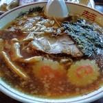 のんきや - 手打中華そば(醤油)/ 700円