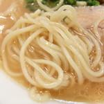 かしわ屋 - 麺