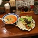 えびす飯店 - ホイコーロー飯セット930円