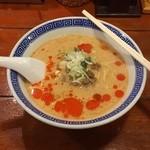 えびす飯店 - 半坦々麺