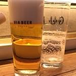 50858988 - ビールが旨い(*^^)v
