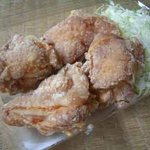 鶏の白石 - 唐揚げ(骨抜)