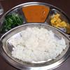 ネパール創作料理店 シュレスタ - 料理写真:ダルバートセットランチ1050円