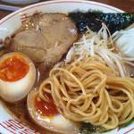楽 - 味玉50円は、お得!