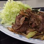 ふじみ食堂 - 豚キムチ
