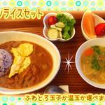 菜食健美 - ハヤシライスセット