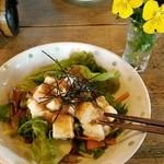 50861414 - 豆腐サラダ
