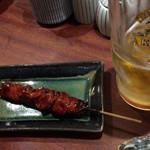 炭火焼の店 きんの藏 - kinnnokura:焼き鳥①