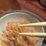 炭火焼の店 きんの藏 - kinnnokura:食事①