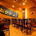鮮魚・中華居酒屋 愛香楼 - 奥座敷は禁煙席、6名から貸切可能。宴会等に