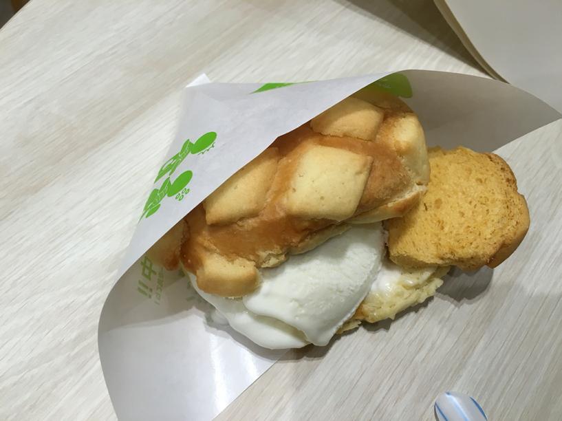 世界で2番めにおいしい焼き立てメロンパンアイス イオンモール出雲店