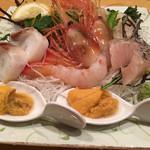 海鮮酒場 海ごはん しまか - 刺盛   ¥2,200